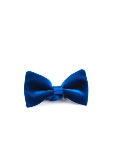 Kiğılı Papyon Mavi